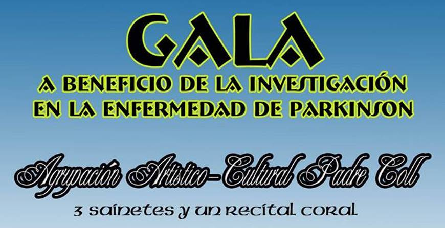 Gala Beneficio Parkinson